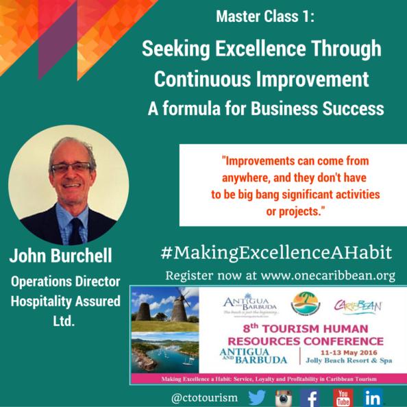 John Burchell Speaker Flyer