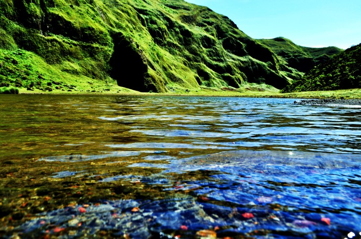 Edson Reece- La soufriere Crater Lake.JPG