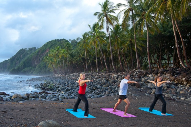 rosalie-bay-resort-yoga